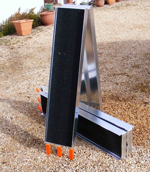 7ft Folding Channel Ramps (2.1m)