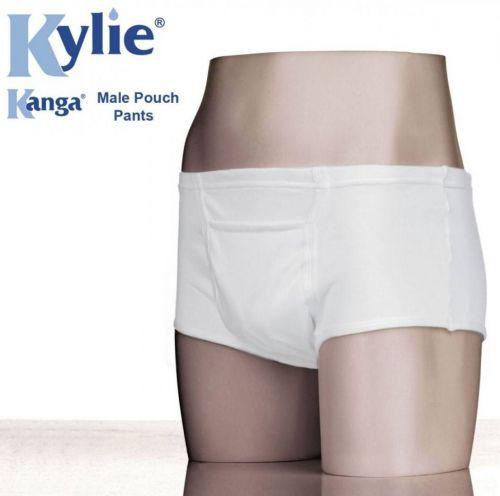 Kanga Pouch Pants