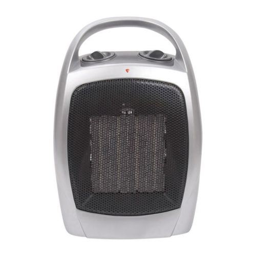 1.8 kW Ceramic Heater with Adjustable Thermostat