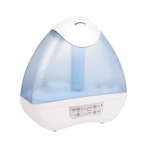 380 ml/hr Ultrasonic Humidifier and Ioniser with 4.5 L Water Tank