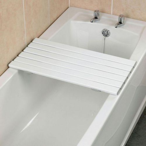 Savanah Slatted Shower Board
