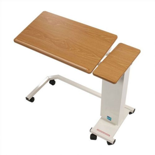 Easi-Riser Table with Tilting Top and Curved Base