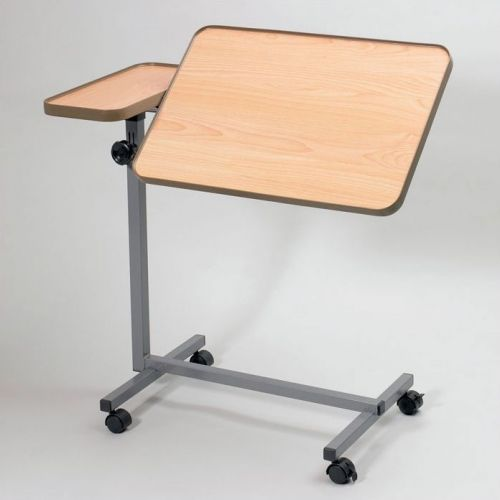 Dual Action Over Bed and Chair Table