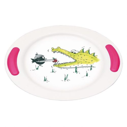 Soft Grip Children's Plate and Bowl - Fairy Story