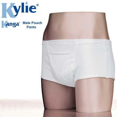 Kylie Male Washable Y-Front Briefs