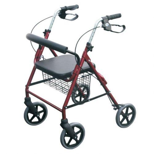 4 Wheel Rollator Style 2