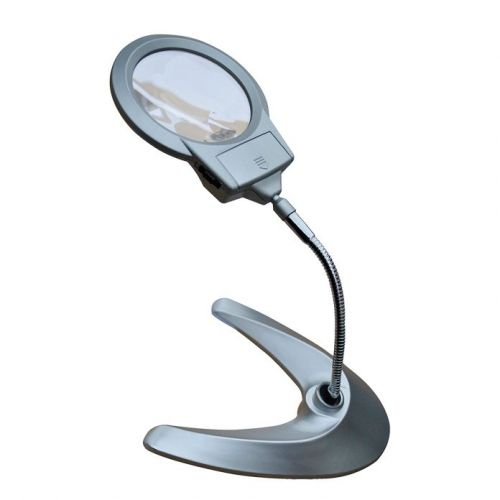 Magnifying Table Lamp