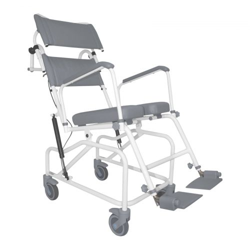 Aquamaster Tilt in Space Shower Chair