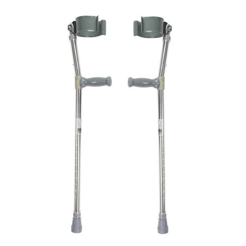 Bariatric Steel Crutches