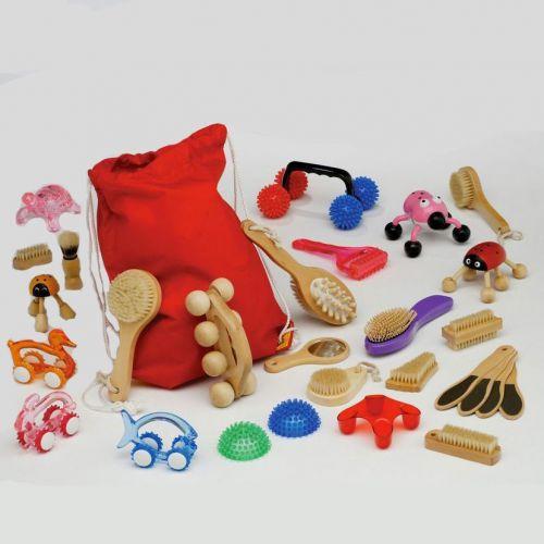 Body Massage Sensory Bag