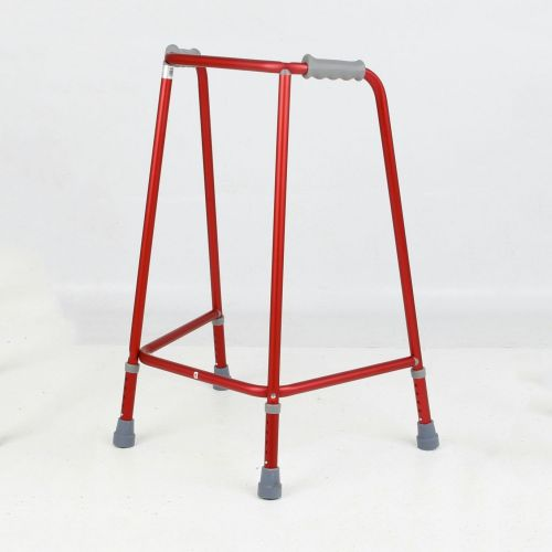 Days Red Walking Frames - Adjustable Height