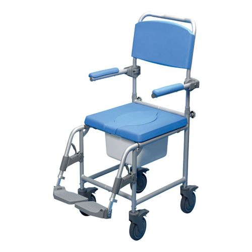 Deluxe Shower Commode Chairs