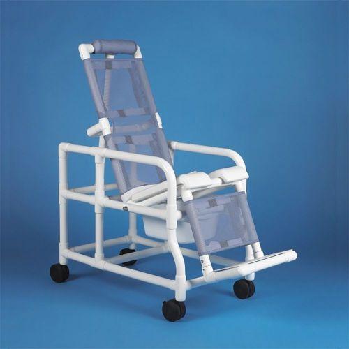 Dura-Tilt Shower Commode Chair