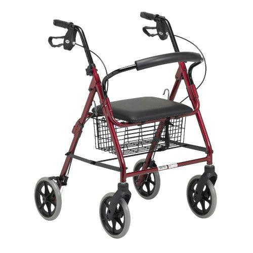 Four Wheeled Rollator