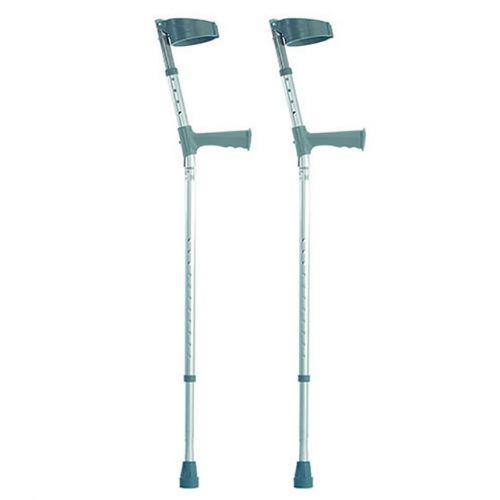 Elbow Crutches - Double Adjustable
