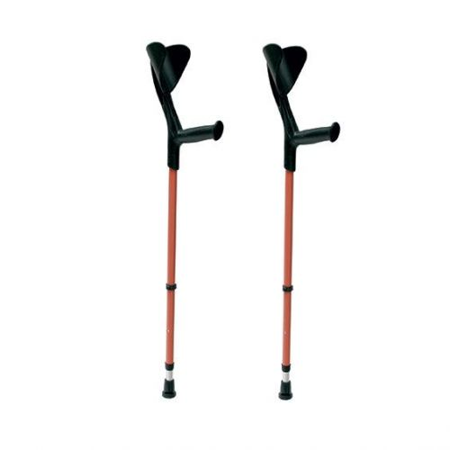 Evolution Fashion Elbow Crutches