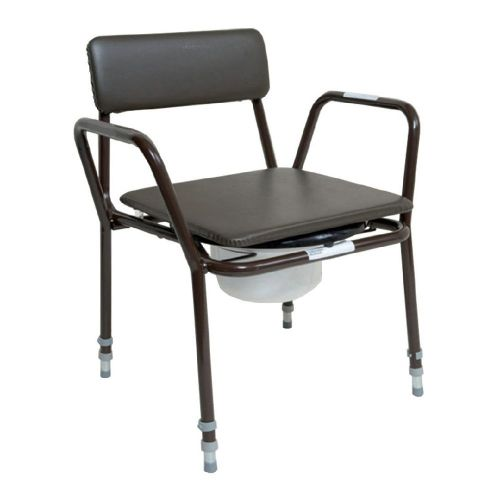 Extra Low Commode - Adjustable Height