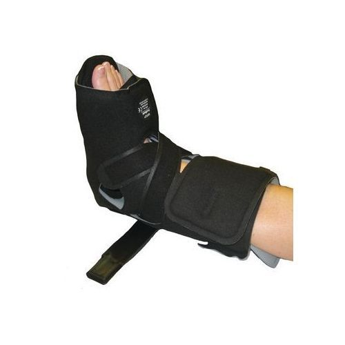 Waffle Foothold Positioning Splint With Anti-Rotation Bar