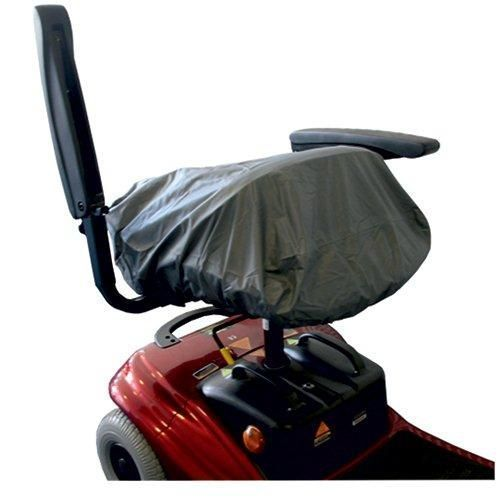 Scooter Seat Cover with Headrest