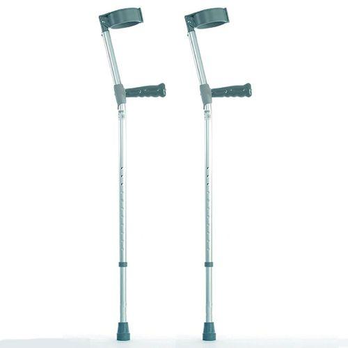 Elbow Crutches - Single Adjustable