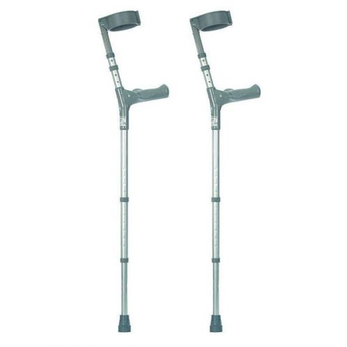 Elbow Crutches With Comfy Handles