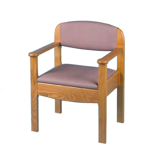 Extra-Wide Royale Commode Chair