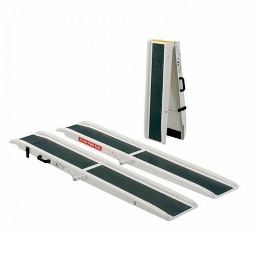 Fibreglass Folding Channel Ramp