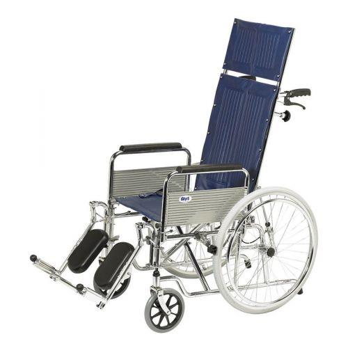 Fully Reclining Wheelchair