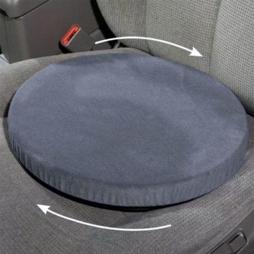 Grey Swivel Seat Cushion