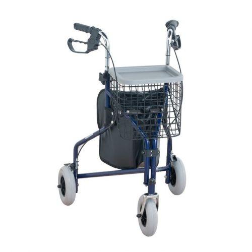 3-Wheel Rollator
