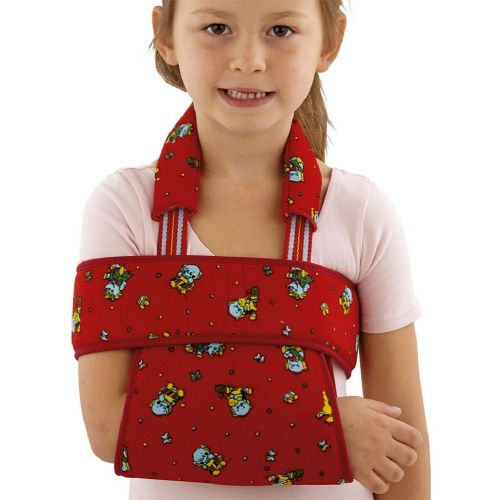 Paediatric Deluxe Arm Sling and Swathe