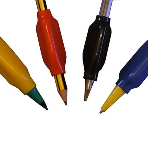 Pen and Pencil Gripper - Assorted Colours