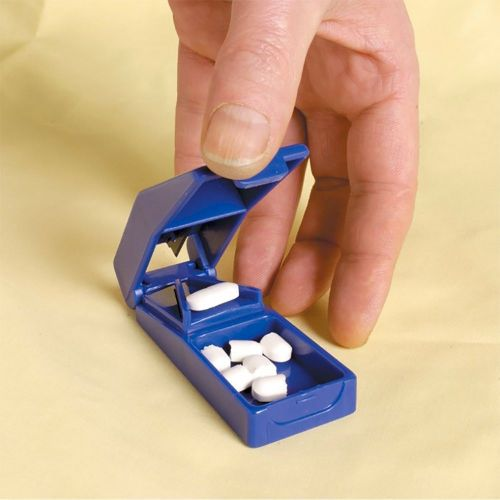 Pill Box and Splitter Combo