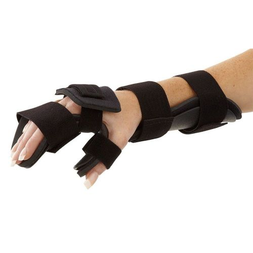 Resting Hand Burn Protection Orthosis