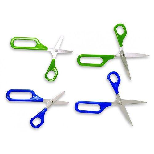 Self-Opening Long Loop Scissors