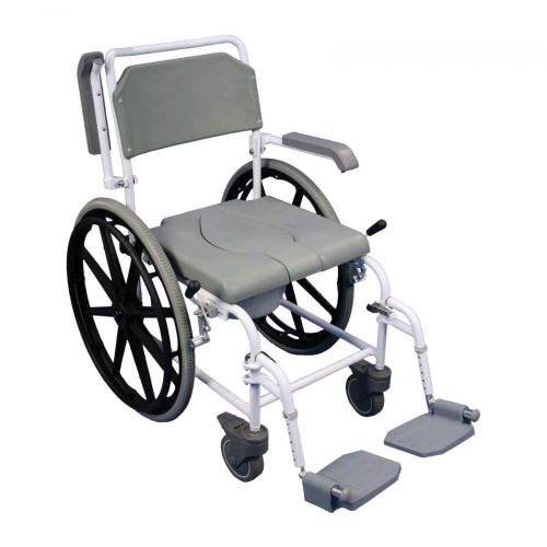 Self Propelled Commode and Shower Chair