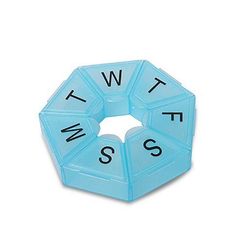 Septagonal Pill Box