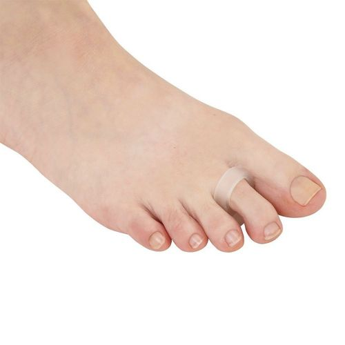 Silicone Toe Crest Separators
