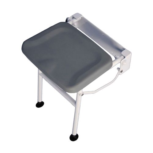Solo Compact Padded Shower Seat with Leg