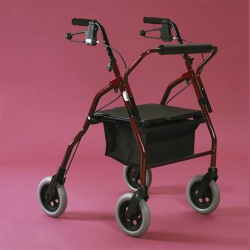 Space-Saver Rollator