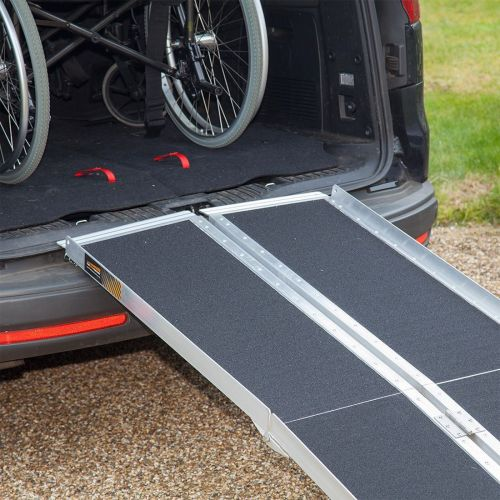 Suitcase Ramp 7ft (2 piece)