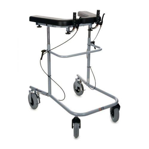 Trio Height Adjustable Walking Frame