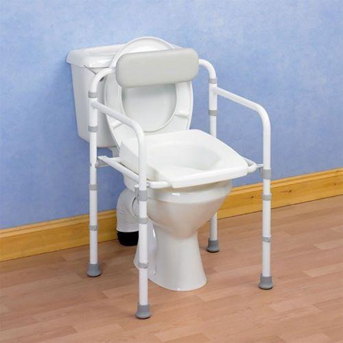 UniFrame Folding Toilet Frame