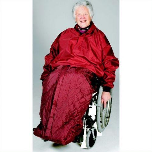 Leg Warmer for Wheelchair User