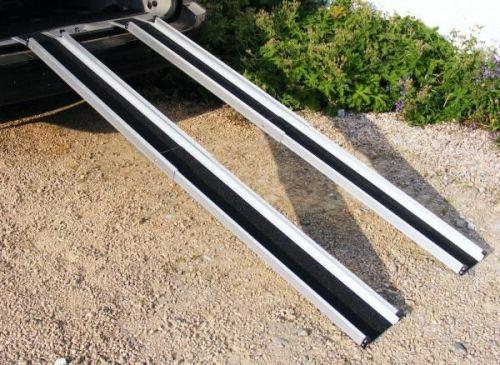 7ft Folding Channel Ramps (2.1m)