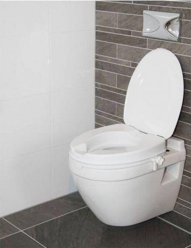 Atlantis Raised Toilet Seat