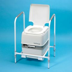 Porta Potti 165 Flushing Toilet