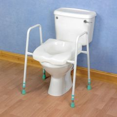 Cosby Toilet Frame
