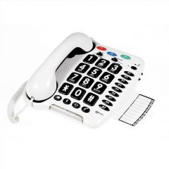 Clearsound Amplified Big Button Telephone