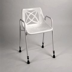 Fast Draining Shower Chair